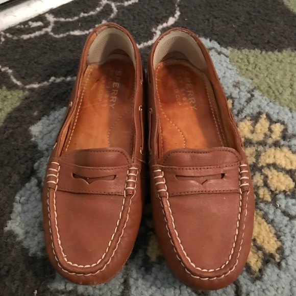 db6f1f28c3a Sperry  Gold Cup  Driving Loafer - Cognac - 5.5. M 5aa46e835521be6d23c2c438